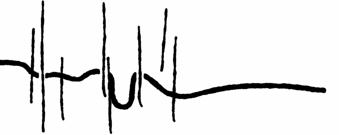 """Image taken from illustration based on David Whyte's poem """"Sometimes."""""""