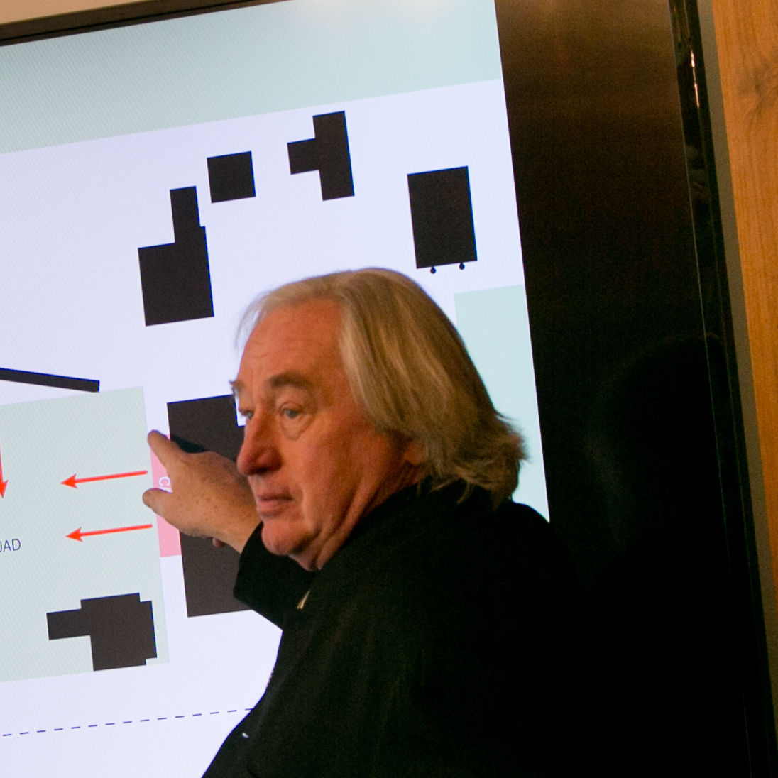 Architect Steven Holl