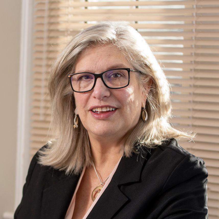 F&M Vice President for Communications Barbara Stambaugh.
