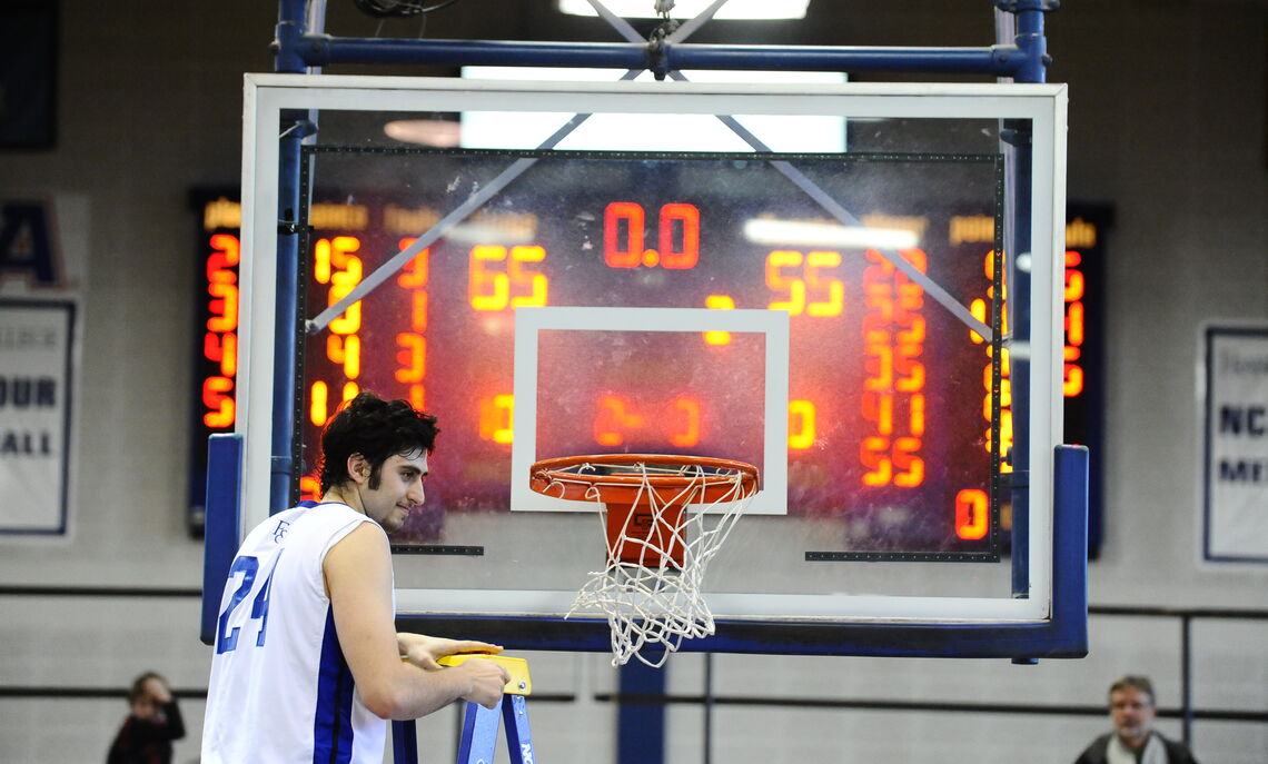 In Gyokchyan's time at F&M, the Diplomats won four regular season titles, three conference titles, appeared in three NCAA Tournaments and made it to the Elite Eight twice.