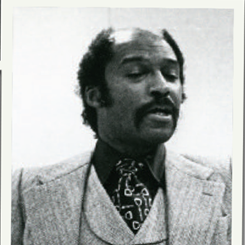 Professor Samuel Allen was the first African American faculty member hired by F&M, and the first African American faculty member to receive tenure in 1969.