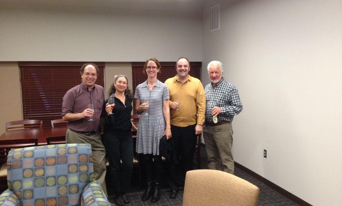 Original Faculty Center Advisory Group