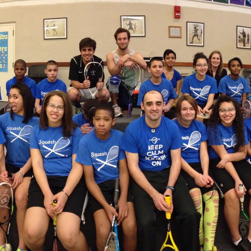 Squash Aces 2014