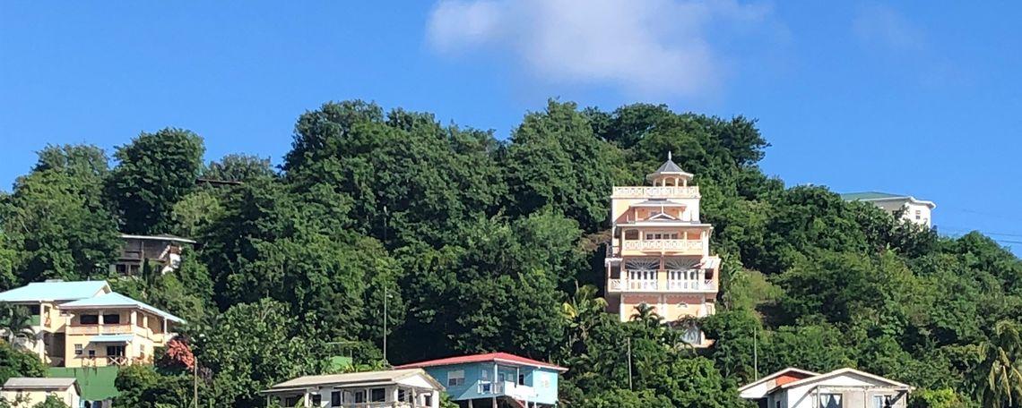 Laborie, St. Lucia