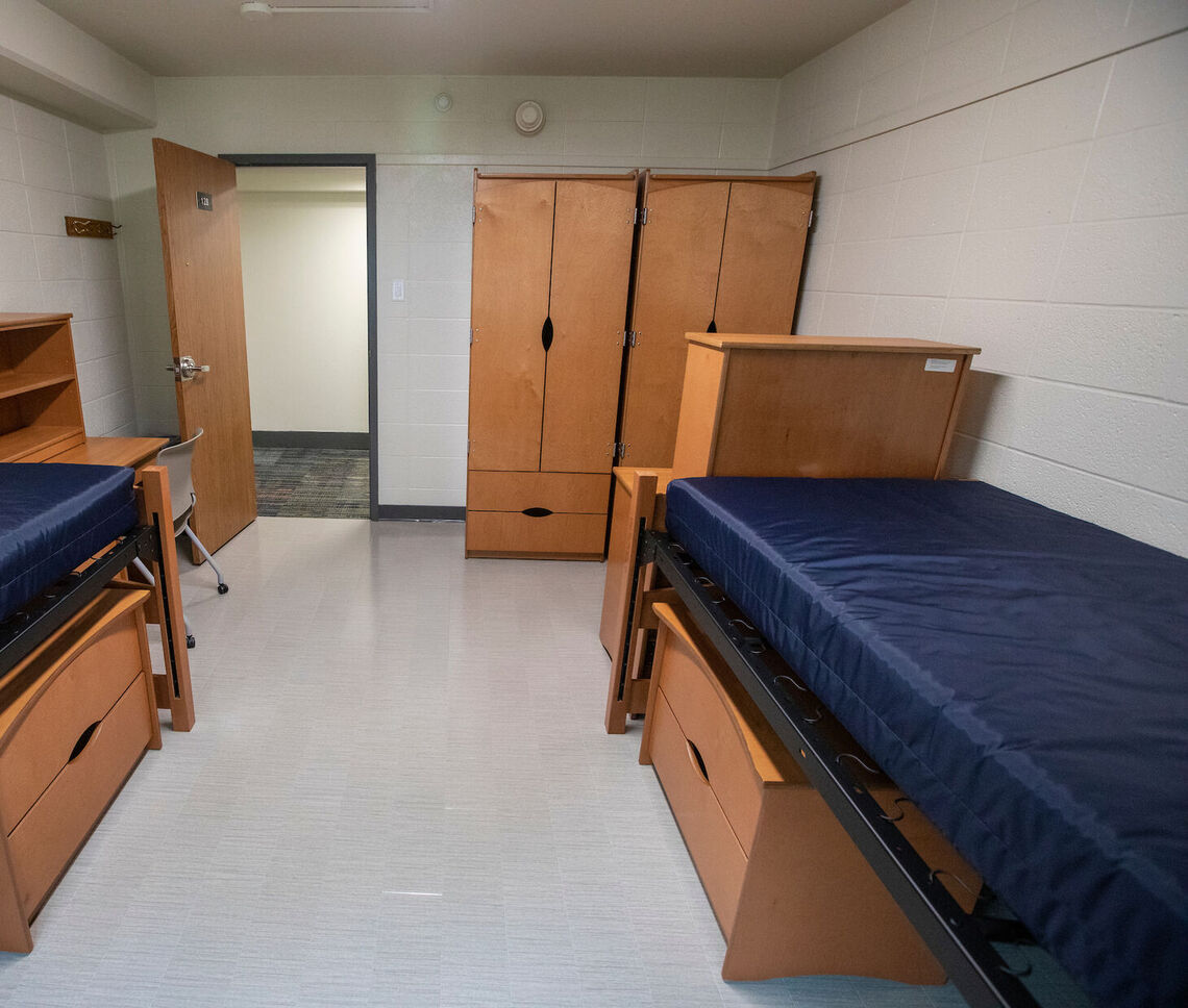 Typical room in Schnader Hall