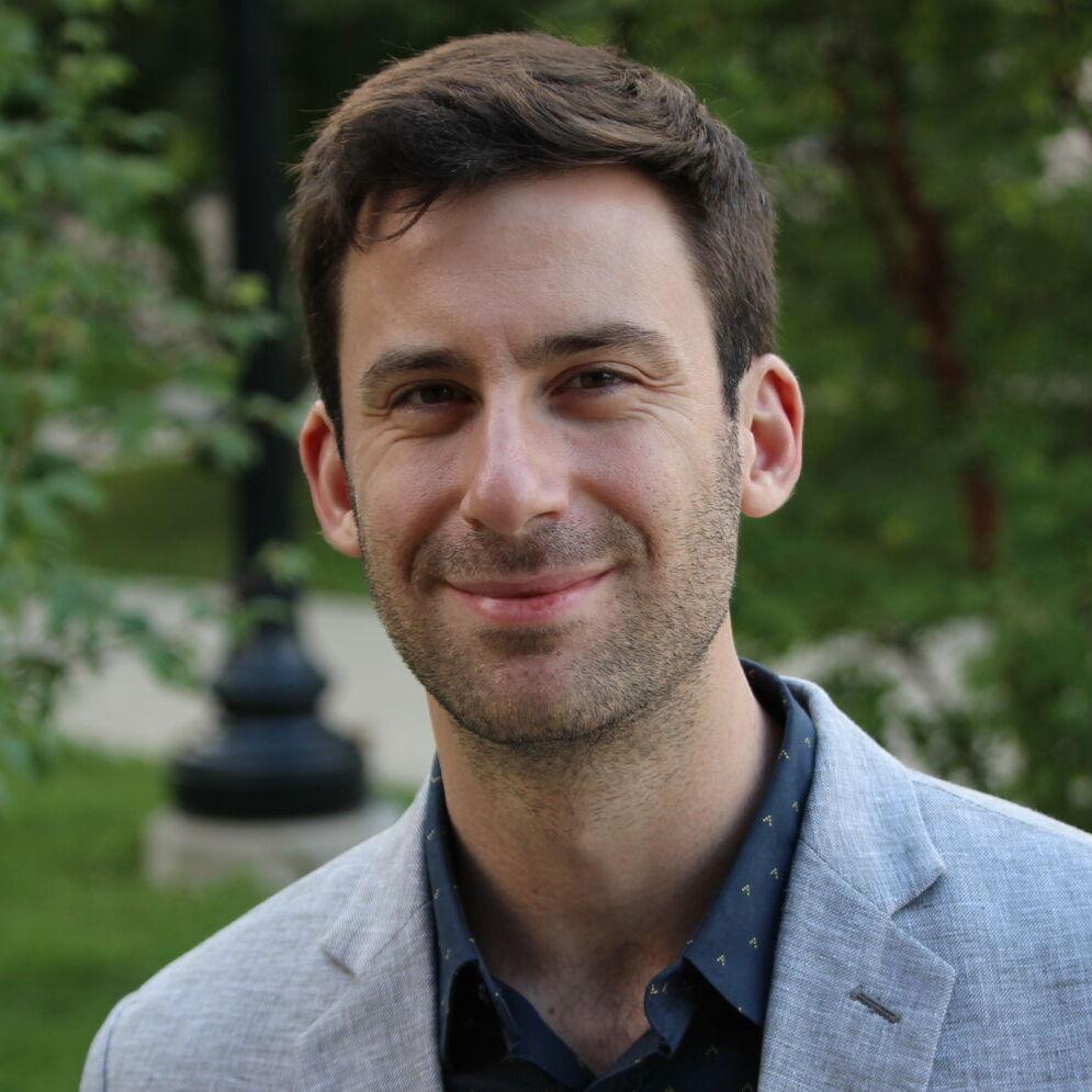 Assistant Professor of Environmental Studies Eric Hirsch