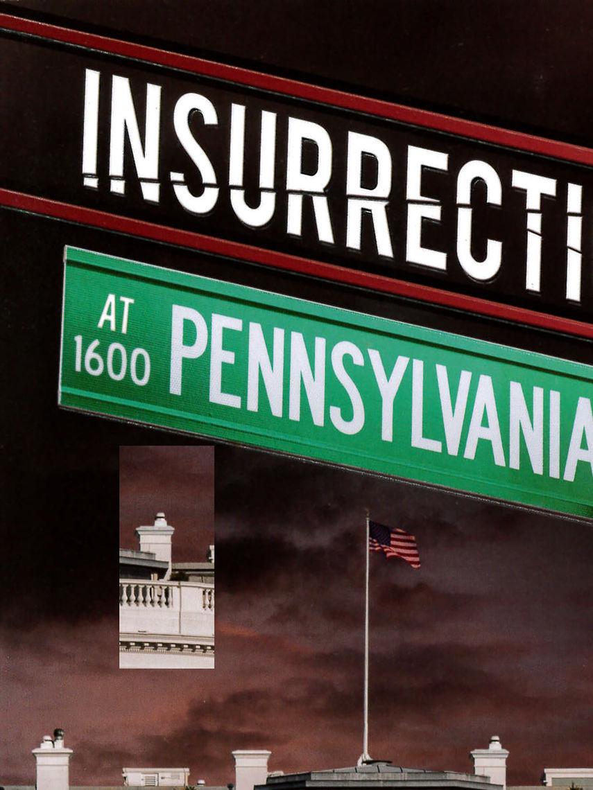 Insurrection at 1600 Pennsylvania Avenue; Rob Tenery, M.D., '64