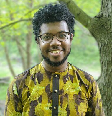 Atnre Alleyne, co-founder of TeenSHARP.