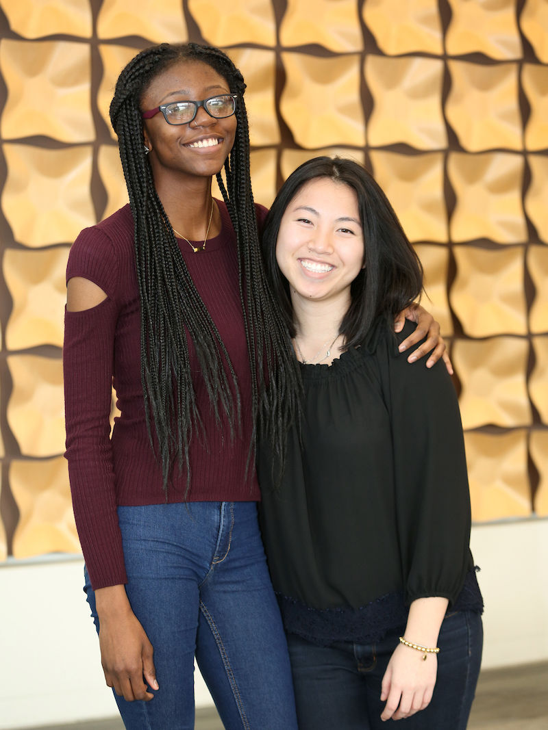 Lambert and Nguyen, longtime friends and roommates, each have been awarded Public Policy and International Affairs Fellowships for this summer.