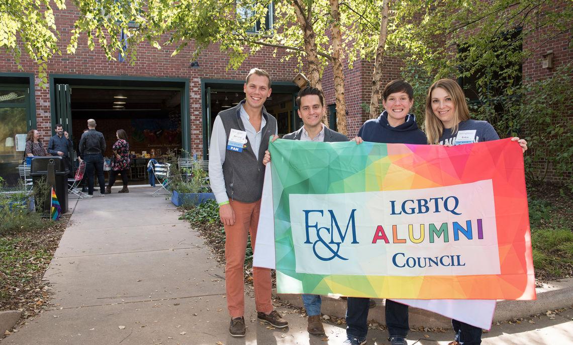 LGTBQ Alumni Council