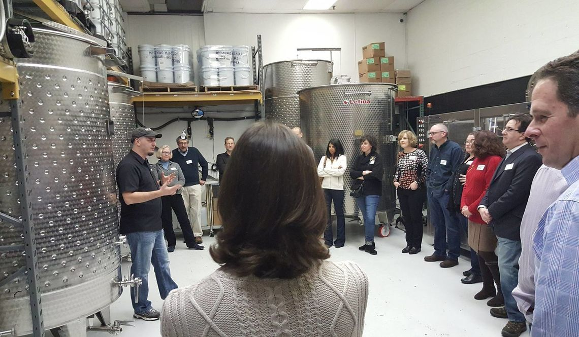 New Jersey - Ben's Birthday Bash at Melovino Meadery