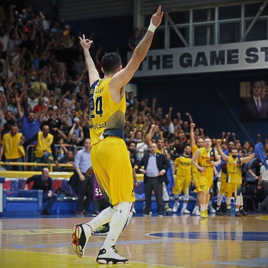 Former Diplomats hoopster Hayk Gyokchyan '13 has played pro basketball since graduation.