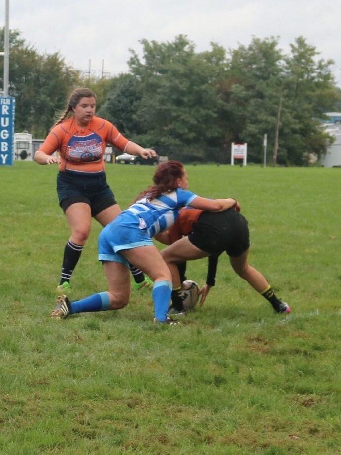 ellie tackle