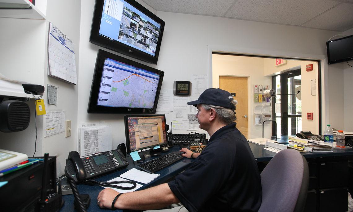 Public Safety Department Dispatcher