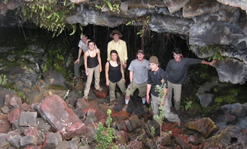 hawaii lava tube 2015