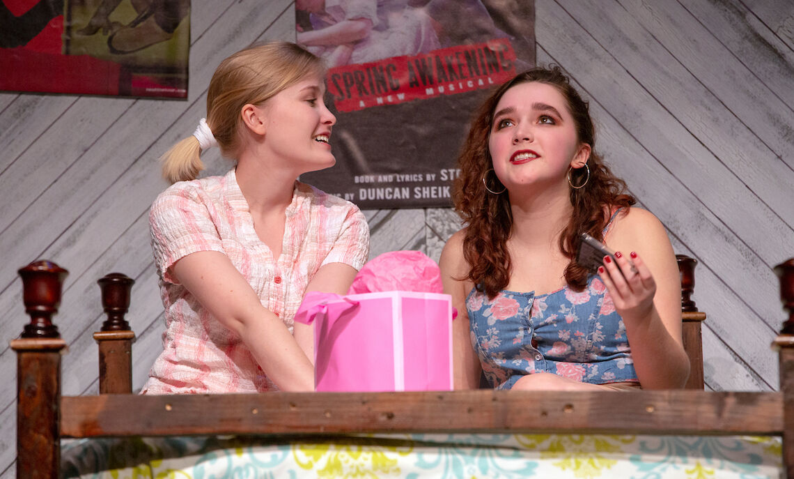 Kingdom City, Directed by Seth Duncan, Assistant Director, Emma Covert. Cast: Molly Minter: Miriam Bloom