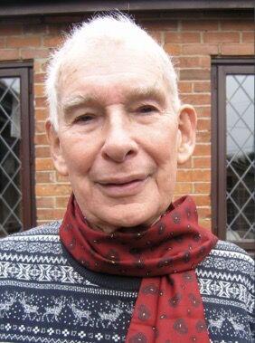 British physicist Colin Windsor