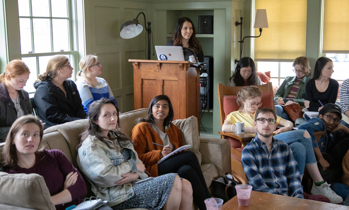 Emerging Writers Festival featured writers