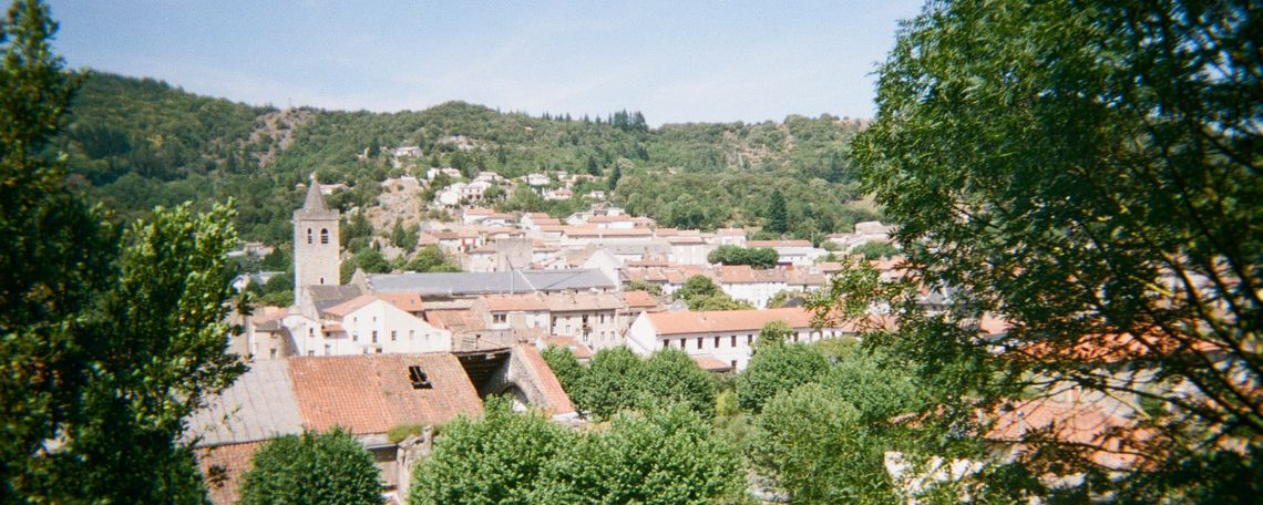 Franklin & Marshall College junior Will DeLince spent the summer in southern France, near picturesque Saint-Pons-de-Thomières, on an archaeological dig.
