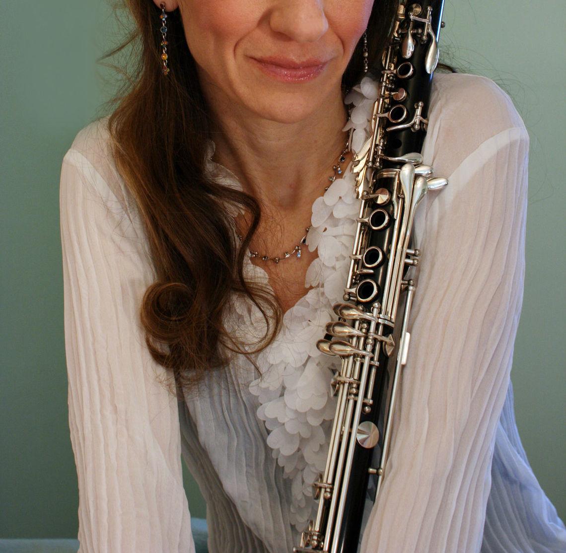 Clarinetist Doris Hall-Gulati