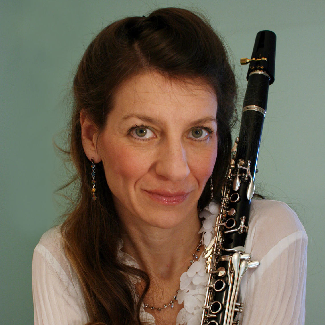 Clarinetist Doris Hall-Gulati