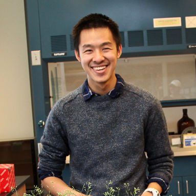 NIH Grant Helps Professor, Students Cultivate Seed Research
