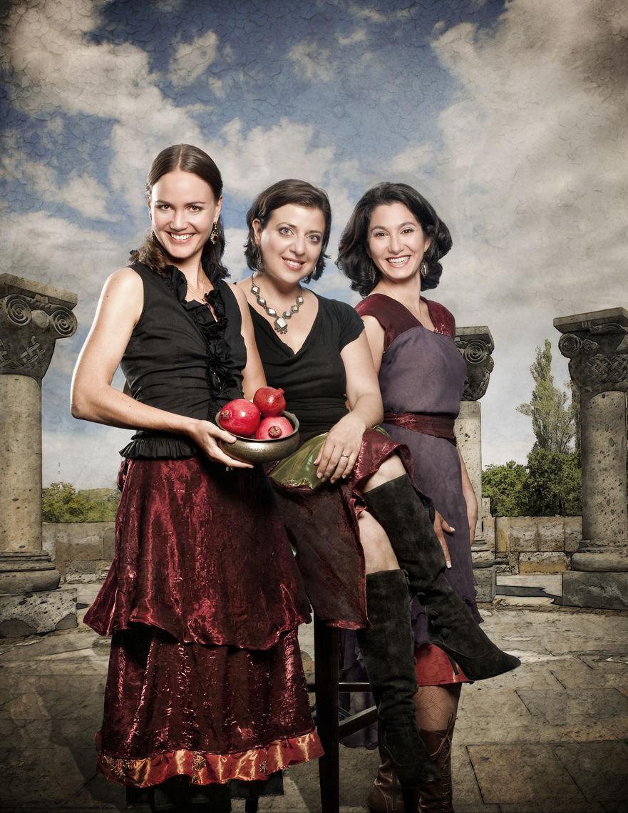 Zulal, Armenian A Capella Folk Trio