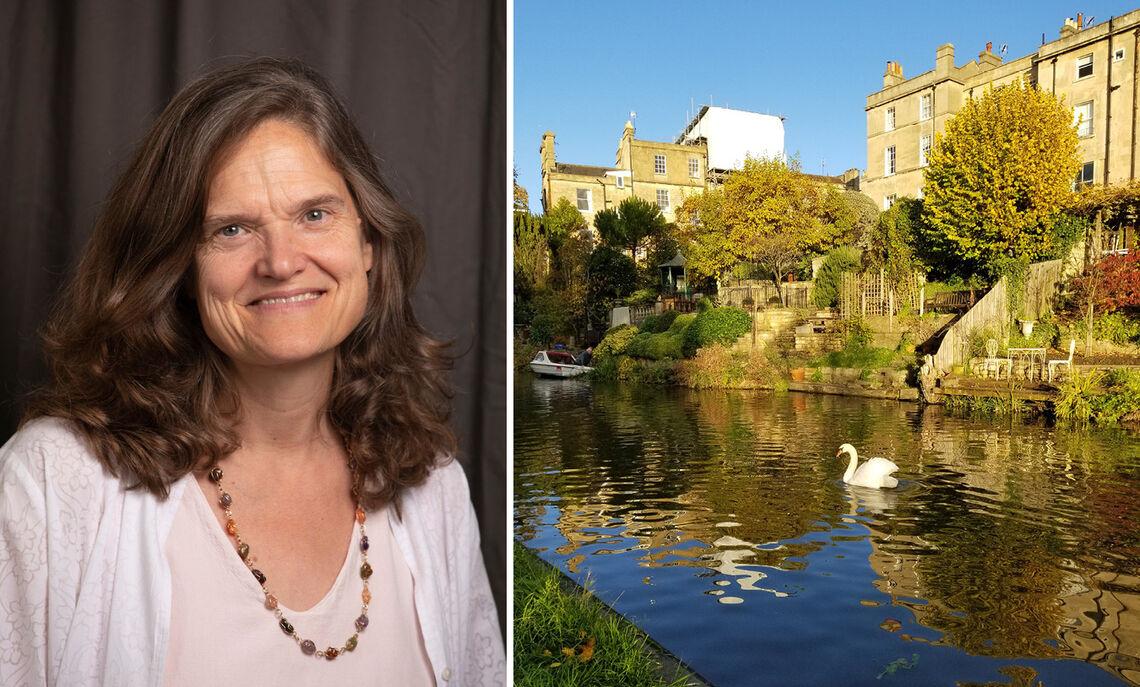 Sue Mennicke, Associate Dean for International Programs