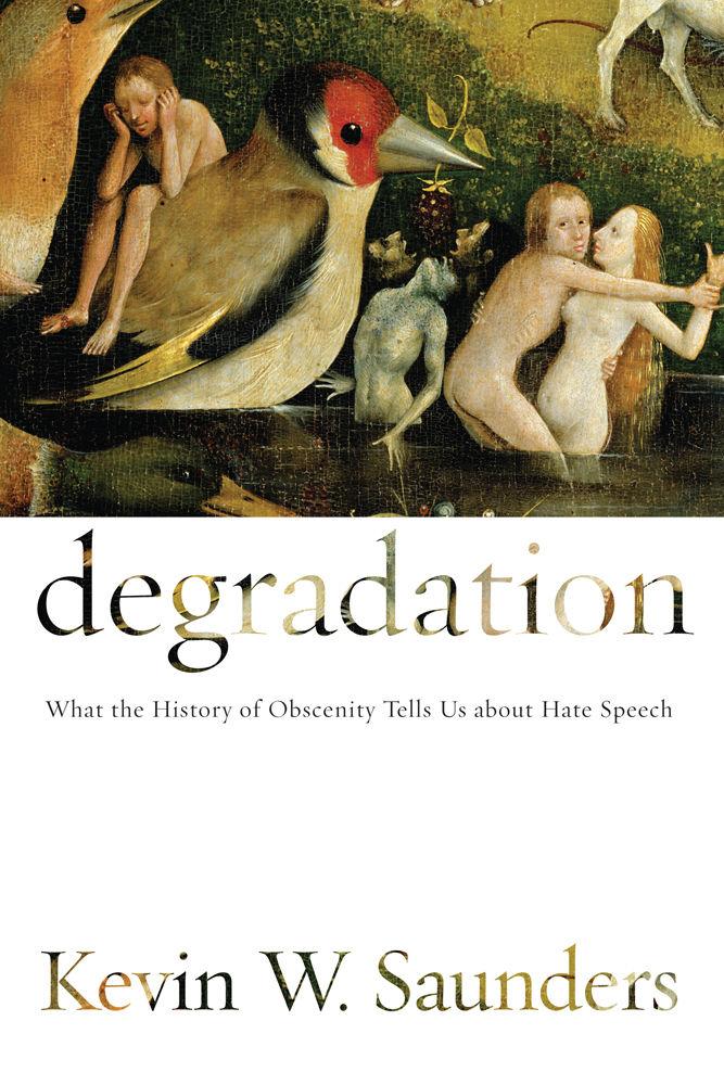 book saunders degradation