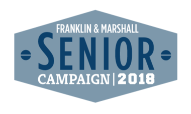 The logo for the Senior Campaign for the Class of 2018
