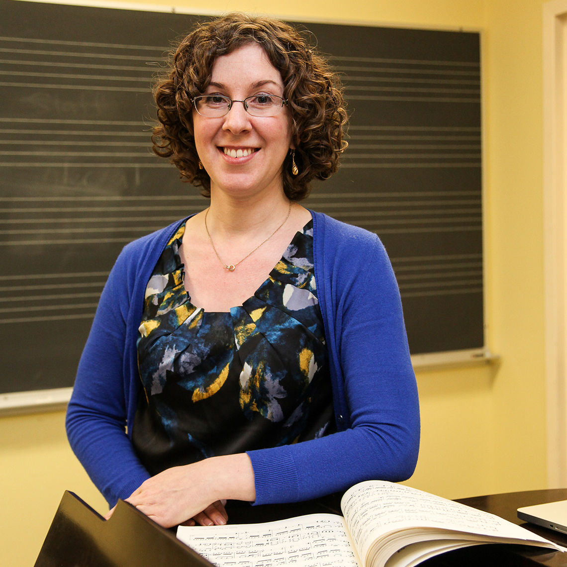 """""""Music as a secular art-religion has been well documented, but I want to show how the Brahms circle redefined performance in terms of contemporary religious concepts,"""" Leistra-Jones said."""
