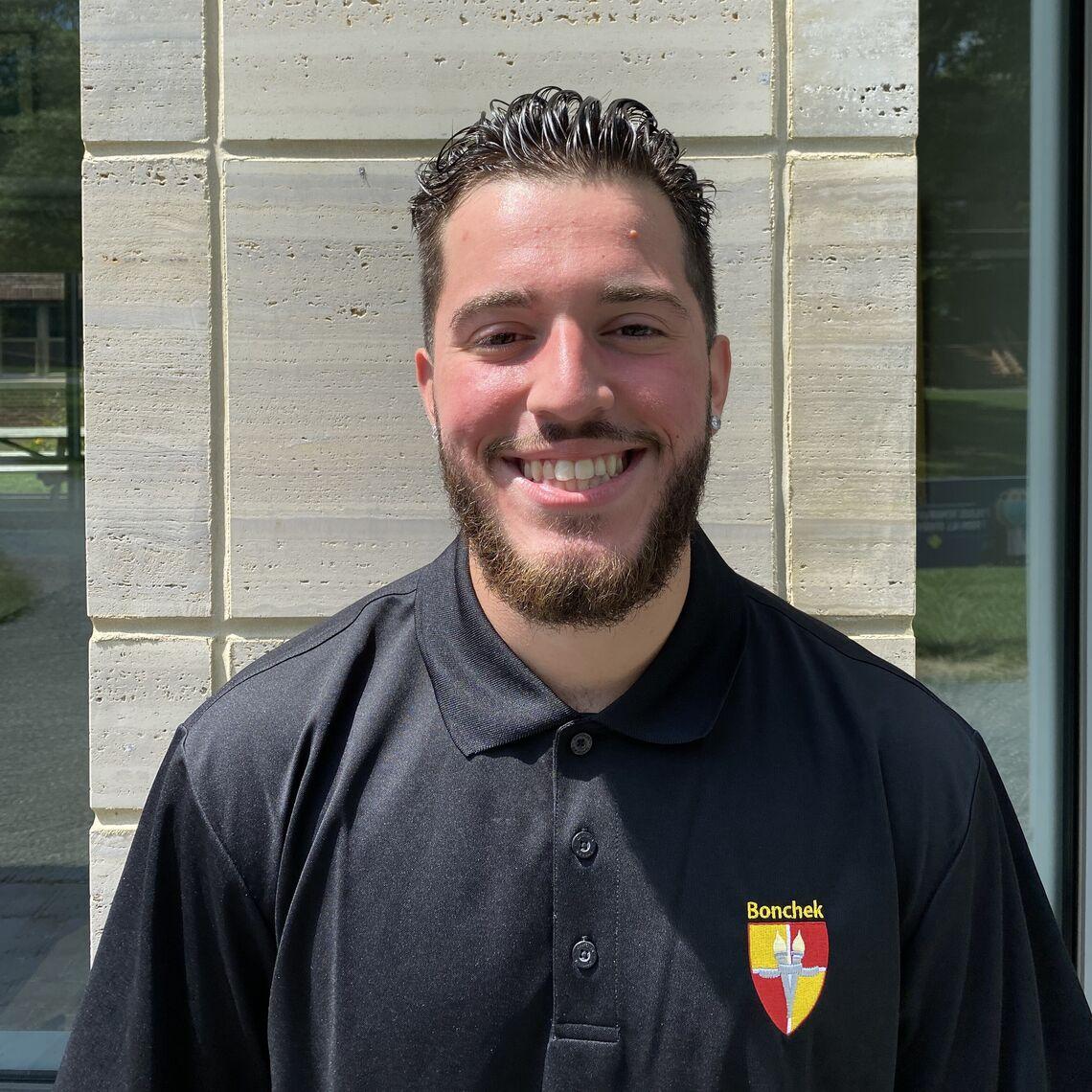 Ivan Page, 20-21 Bonchek HA