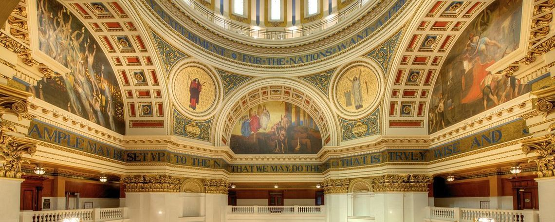 1200px rotunda in pennsylvania state capitol building