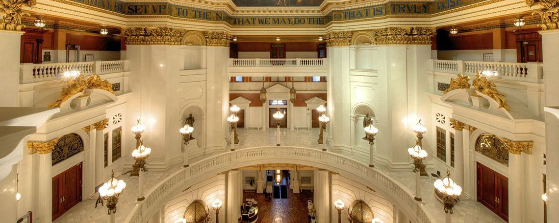 1200px rotunda in pennsylvania state capitol building