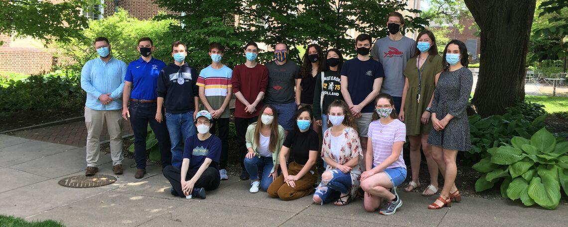 2021 Chemistry Seniors