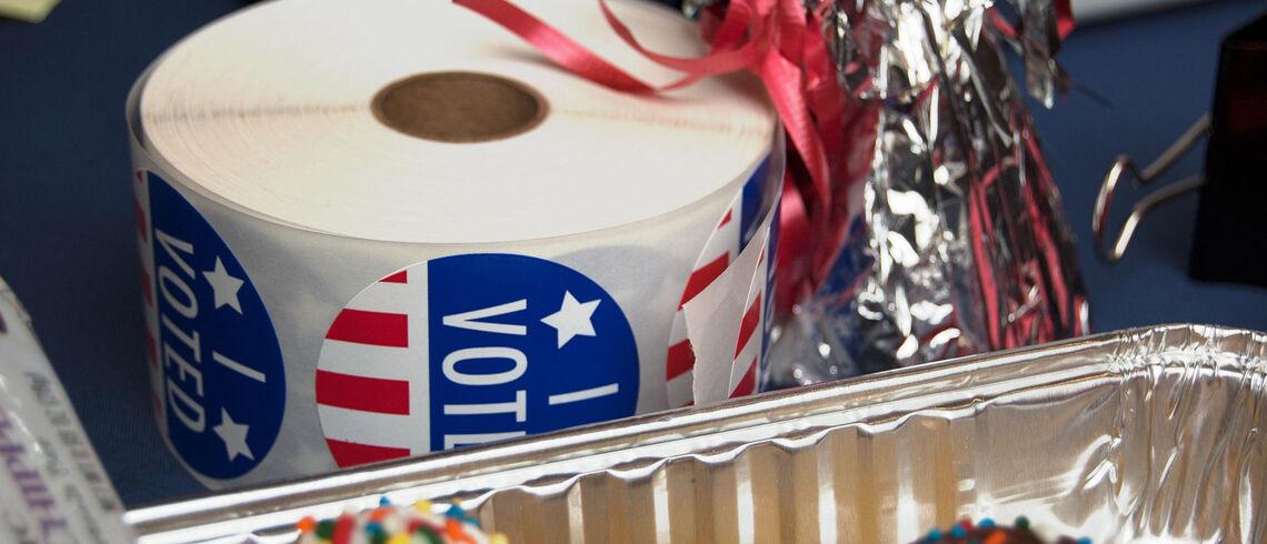 stickers votes