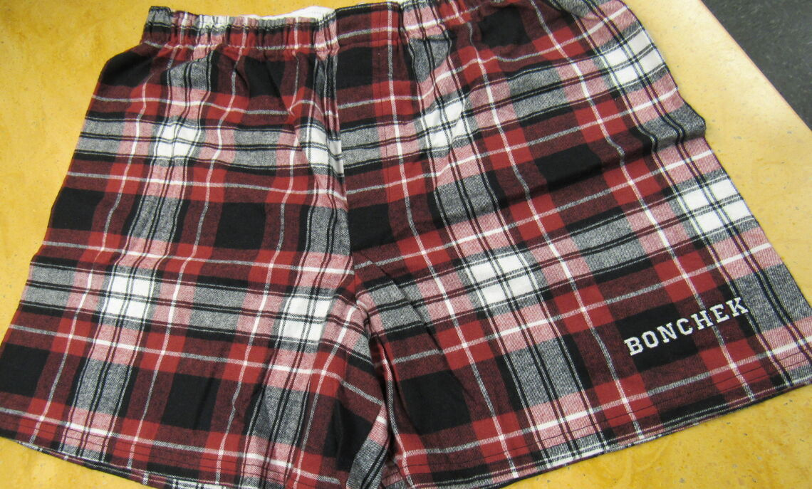 Bonchek Boxers! Only 2 left, available  in XL
