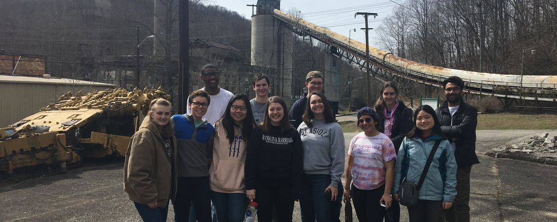 kentucky asb at coal mine