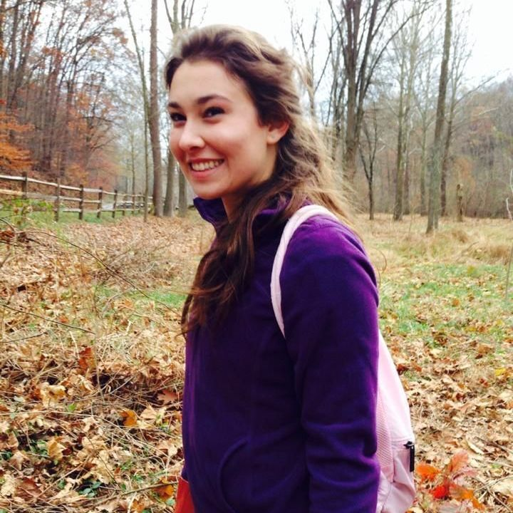 Briana Krewson '17 is doing her Fulbright ETA in Poland.
