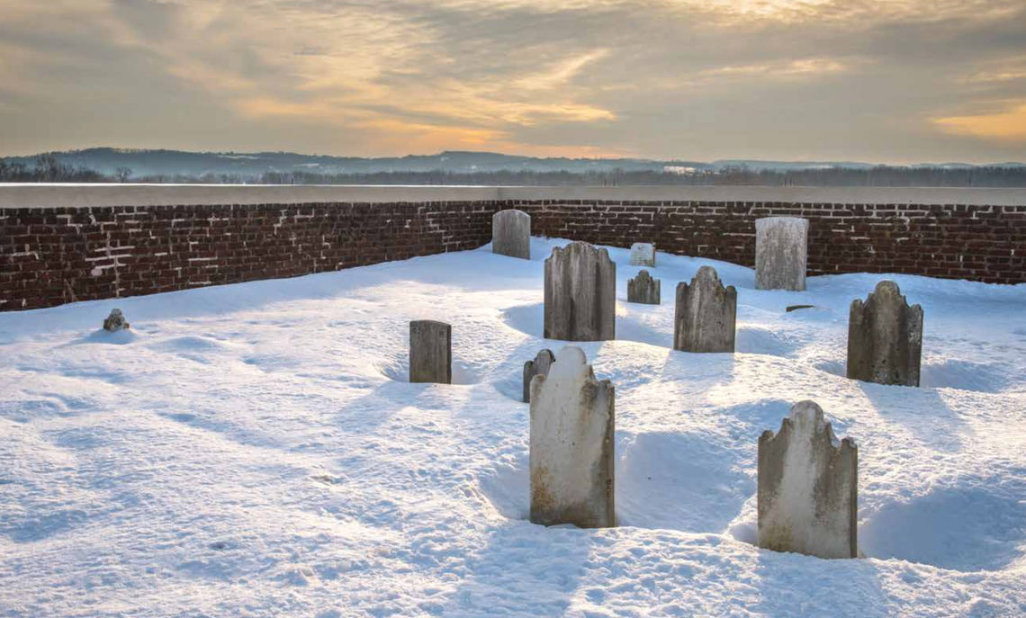 Set in peaceful farmland near the banks of the Susquehanna River, the Herr-Peart Cemetery shares a link to F&M dating back more than half a century.