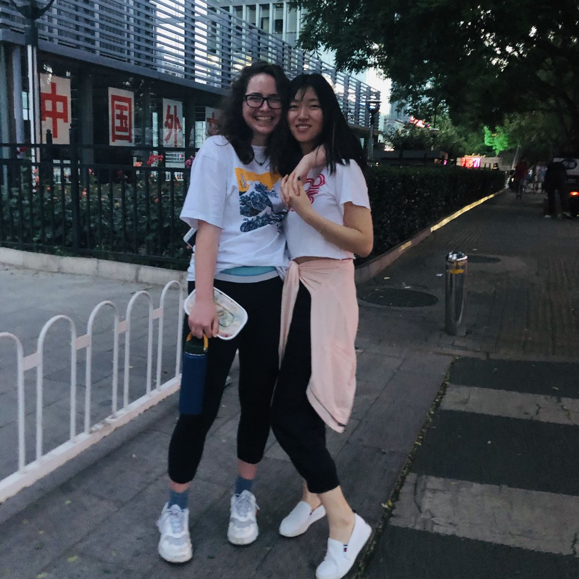 Paige Alexander '20 Middlebury in Beijing AY18
