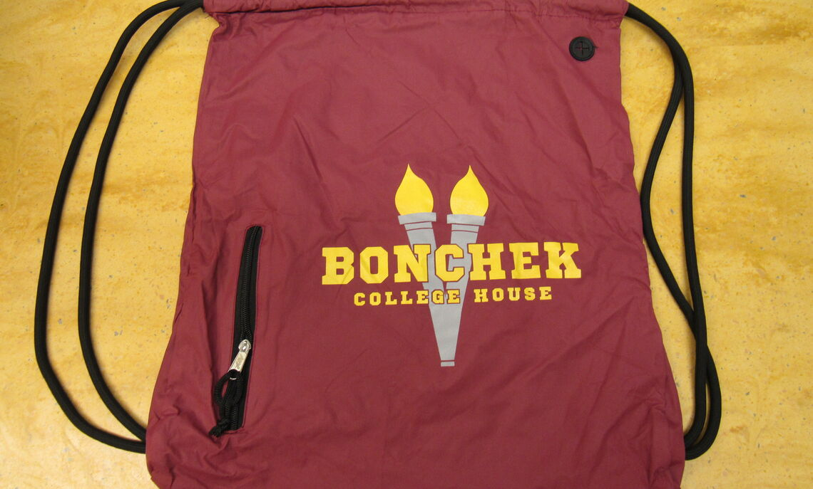 Bonchek Cinch Bags. Many pockets available for you!