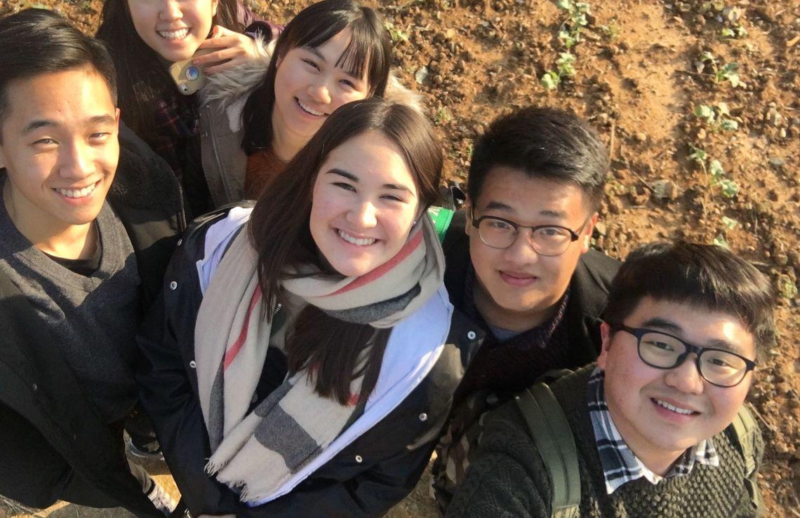 Teresa Chappell CET Hangzhou Fall 2016 OCS