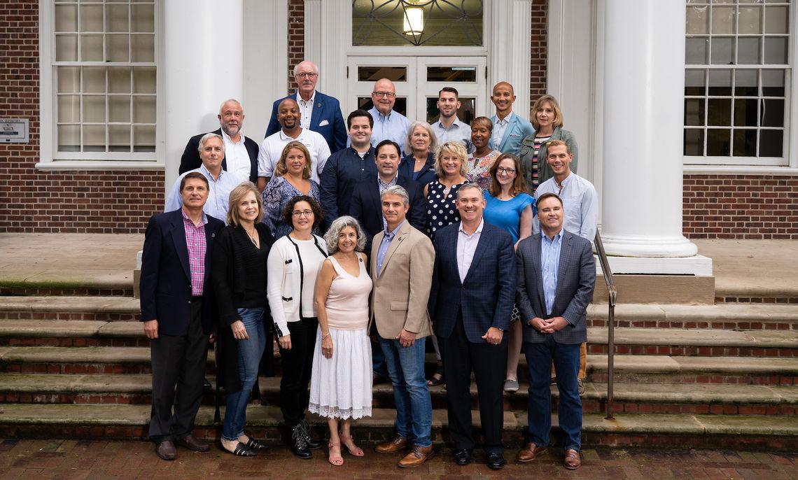 Alumni Association Board, Sept. 2018