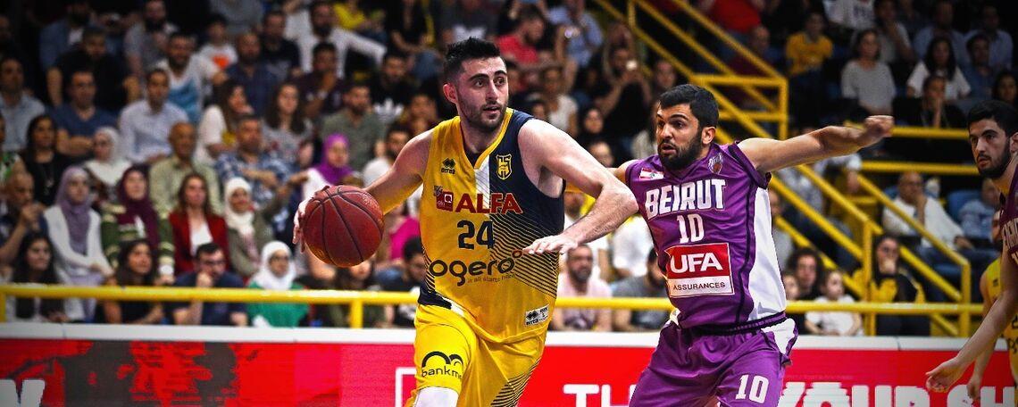 Former Diplomats hoopster Hayk Gyokchyan '13 has played pro basketball overseas since graduation.