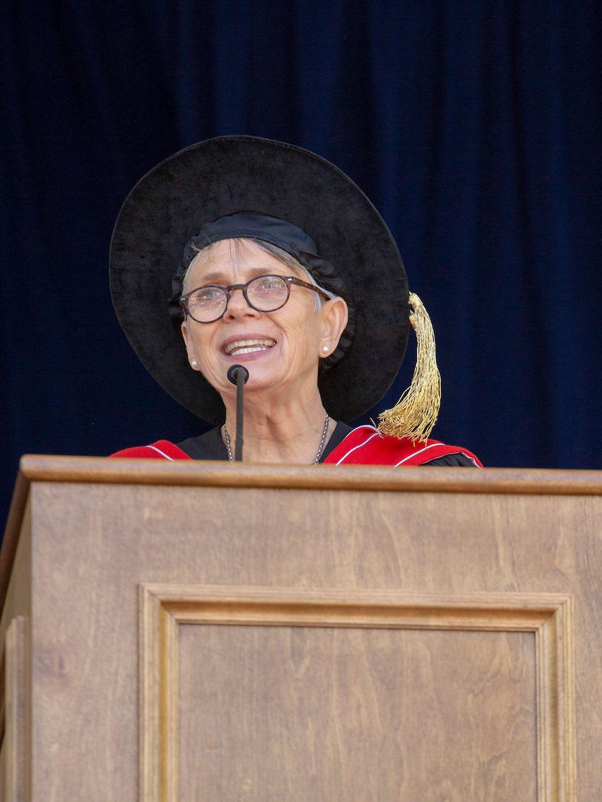 President Barbara K. Altmann