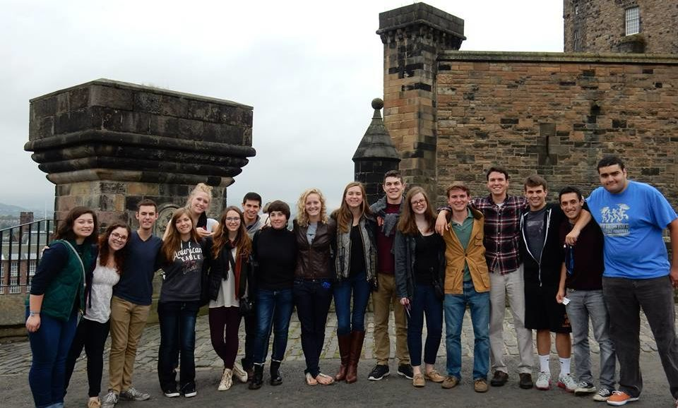 Lauren Muliawan Fall 2014 IFSA Edinburgh Parliamentary Internship