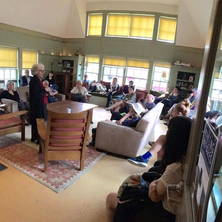 Dava Sobel describes the events that led to the publication of her bestseller Longitude during her craft talk 3/10/16