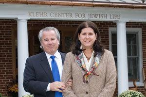 Leonard Klehr '72 and Susan Kline Klehr '73