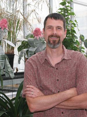 Dan Ardia, assistant professor of biology